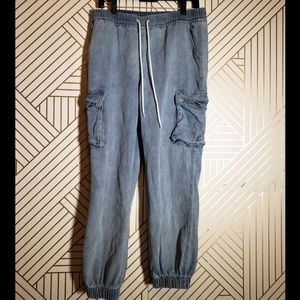 Wild Fable 90s Inspired Baggy Cargo Jeans